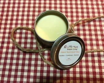 Organic Hand Cream | Coconut Oil | | Shea Butter | Hand Cream