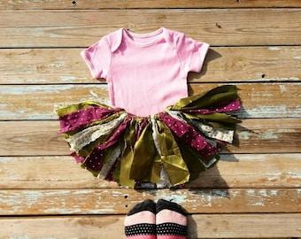 Baby Tutu Skirt, Stars Baby Skirt, Purple Green Skirt, 0-3 months Skirt, Baby Girl Skirt, Toddler Skirt, Stars Skirts, Tutu Skirt