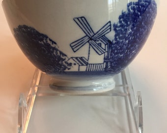 Vintage Japanese Rice Bowl