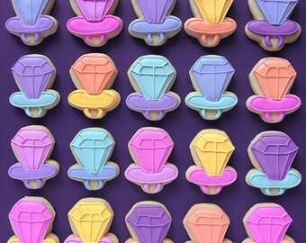 Ring Pop Sugar Cookies