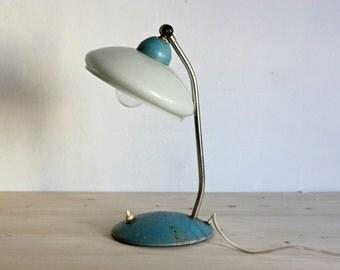 Vintage Lamp - Vintage Desk Lamp -  Bedside Lamp - Vintage Table  Lamp - Vintage Lighting- Mid Century Lighting