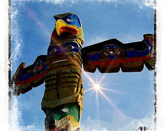 Western Totem Pole