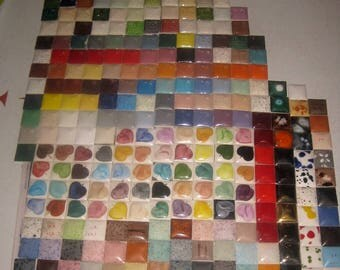 200 Plus Salesman Sample Ceramic Tiles