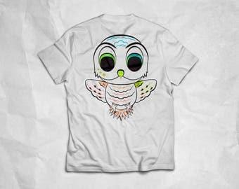 Strigi Signature Owl T-Shirt Clothing
