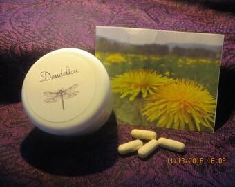 100% Organic Dandelion Capsules