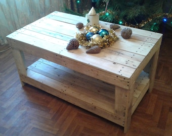 Coffee Table Pallet Table Wood Table Pallet Furniture Rustic Coffee Table