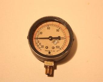 Vintage Jas.P.Marsh Freon Pressure Gauge