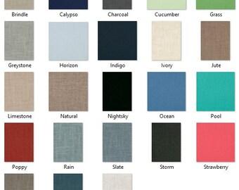 SWATCH: Linen Slub Robert Allen Fabrics