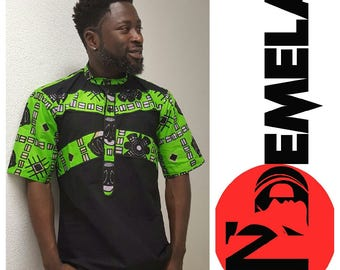 Akenji - African unique trendy Shirt for men