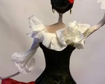 Wire Art, Paper Mache Sculpture Art