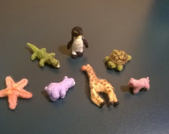 Customized Felted Critter(s)
