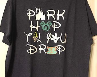 Disney Park Hop tshirt
