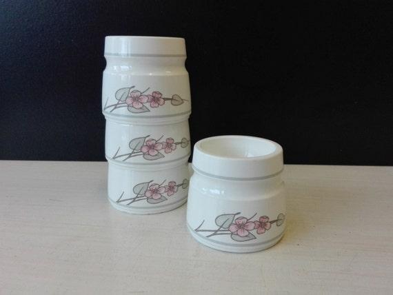 Set of 4 EMSA egg cups