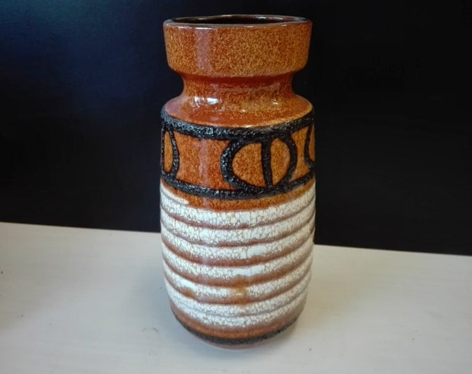 West Germany 242-22 vase