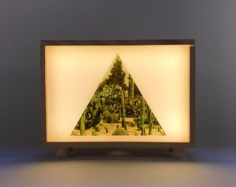 #window light box