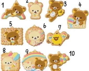 Rilakkuma Cookie Charms