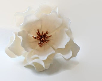 gumpaste flower wedding cake toppers gumpaste flowers etsy 15024