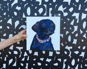 10x10 Pet Portrait