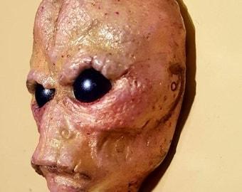Alien Sculpture Custom Magnet