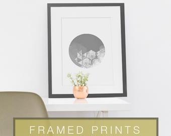 """24""""x36"""" FRAMED Giclee Prints"""