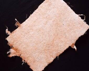 Handmade paper,fiber paper,
