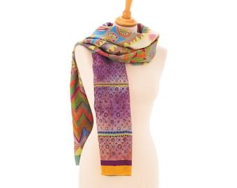 Scarf Stole 100% pure silk