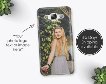 Custom Samsung Galaxy E5 case | Samsung Galaxy E5 case | custom photo case | personalized Galaxy E5 case |Galaxy E5 case