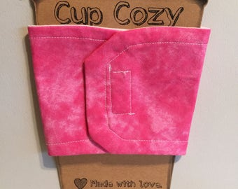 Cup Cozy Pink