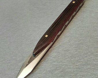 Custom made marking knife