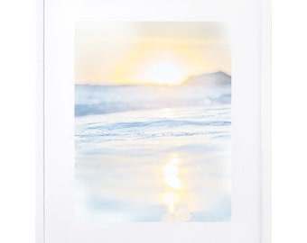 Sunset Didgital Download, Beach Print, Beach Photography, Printable Art, Ocean Photography, Sunset Photograph, Aliso Beach, Sunset Picture