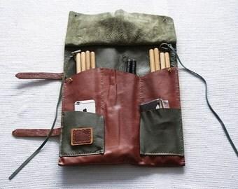 A Drummer's Stick Bag