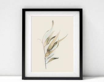 Botanical Photography, Nature Photography, Gum Leaves, Botanical Prints, Botanical Art, Leaf Photography, Minimalist, Nature Print, Gum Leaf