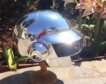 Daft Punk Helmet Thomas Bangalter Super high quality Real Chrome New V7 2017 Large
