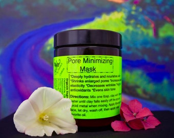 Pore Minimizing Mask-Organic