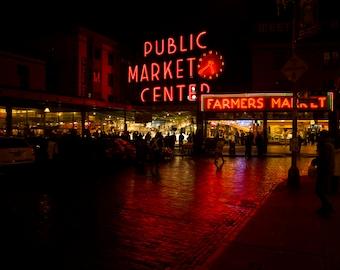 Public market center Etsy