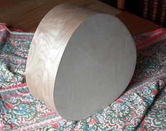 Wedgewood Shaker Style Cheese Box,Rosemaling Box,Woooden Cheese Box,Shaker Box,Wedgewood Shaker Box,Wedgewood Box,Traditional Wooden Box