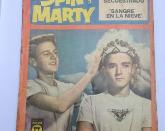 "1950's ""Spin & Marty"" Magazine"