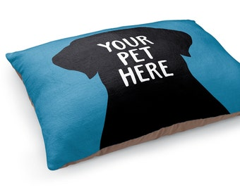 Add/Re-Order Custom Pet Bed (DOES NOT INCLUDE Custom Design)