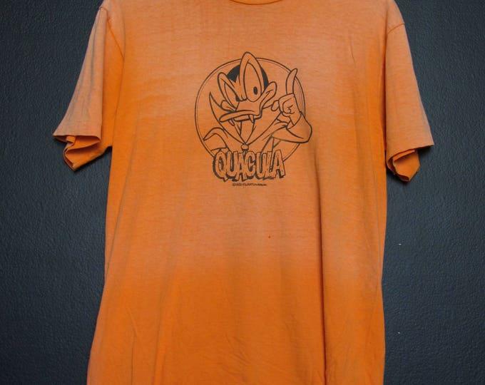 Quacula 1980 vintage Tshirt
