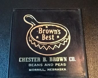 Vintage Brown's Best Measuring Tape  **FREE SHIPPING**