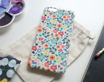 Cheerful Floral | iPhone 6 case