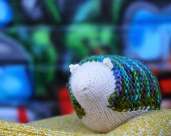 Eggy   Knit Hedgehog