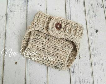 Diaper Cover, Newborn Diaper Cover, Crochet Diaper Cover, Knit Diaper Cover, Diaper Cover Boy, Newborn Crochet, Crochet Diaper, MADE 2 ORDER