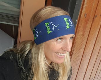 Stretchy Alaska Headband