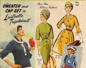 Australian Home Journal Magazine May 1961