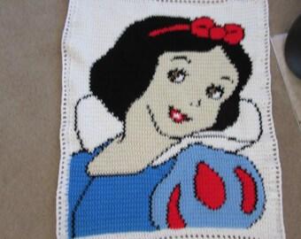 Snow White blanket