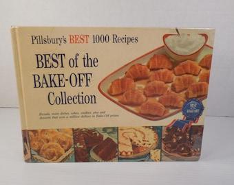 vintage 1959 pillsbury best 11th bake off cookbook