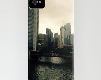 The Chicago All Over City phone case for Apple iPhone & Samsung Galaxy cool covers