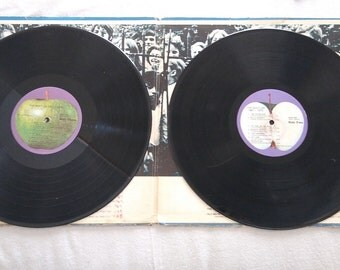 The beatles 1967-1970 2 lp album