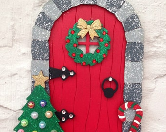 Elf door etsy for Elf door accessories